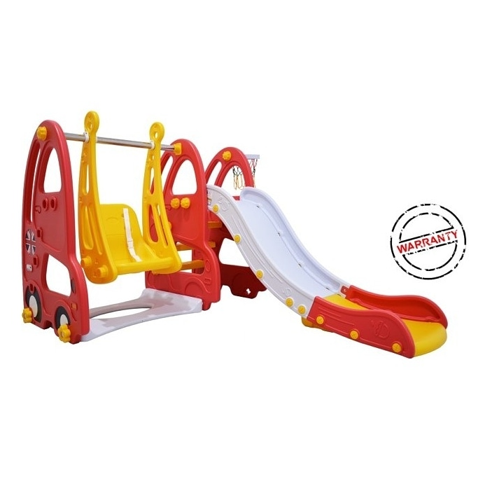 OTTO RED SWING AND SLIDE MAX 20 KG