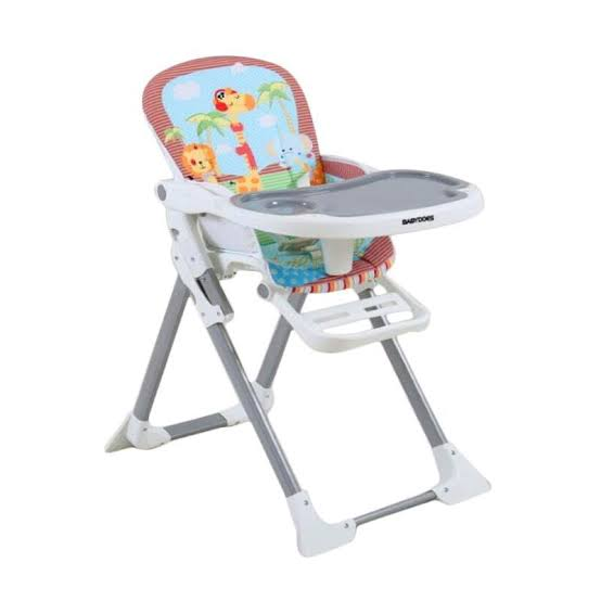 BABY DOES HIGH CHAIR JERAPAH