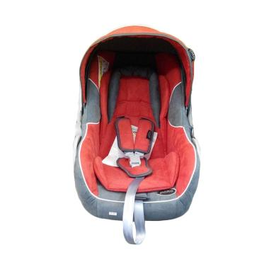 PLIKO CARSEAT AND BABY CARRIER MERAH