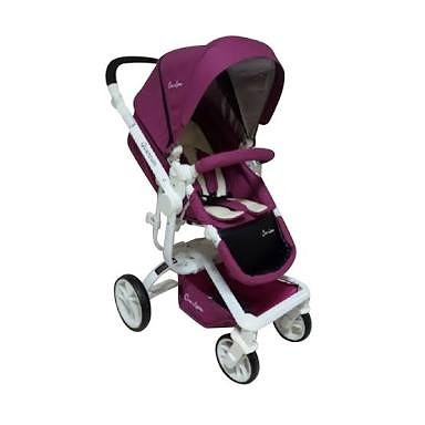 STROLLER COCOLATTE QUANTUM LIMITED EDITION ROSY