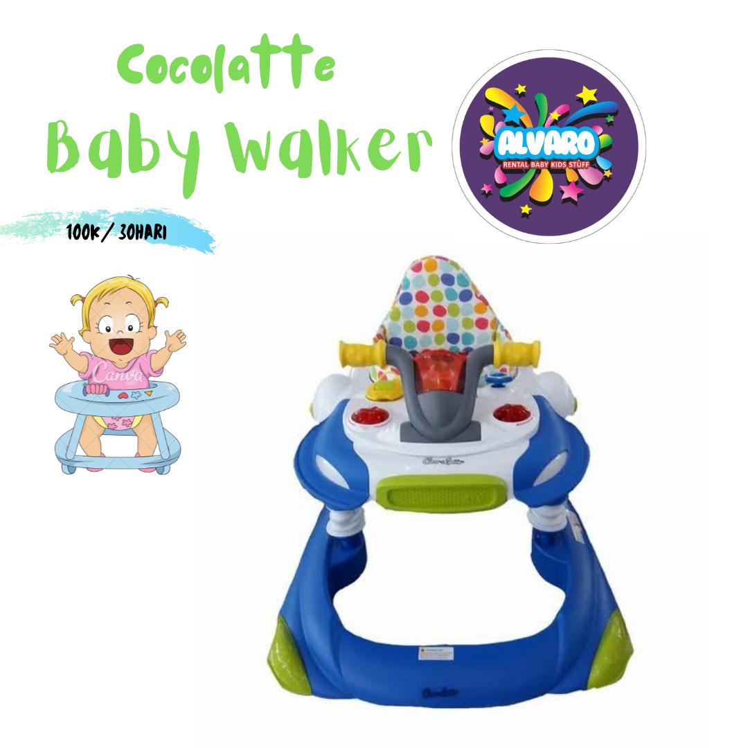 COCOLATTE WALKER MOBIL F1