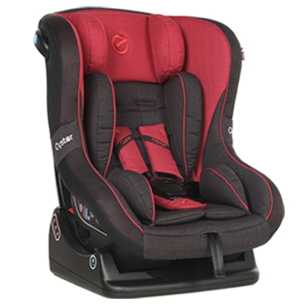 CARSEAT OYSTER MERAH