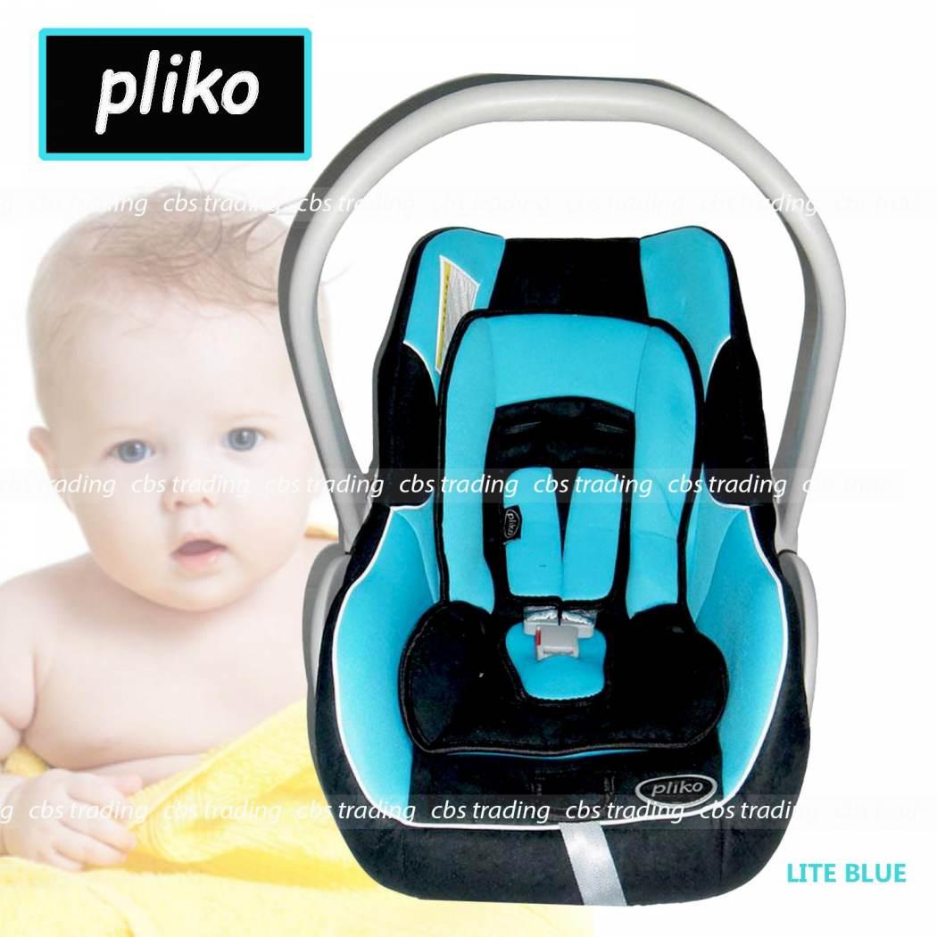 CARSEAT INFANT PLIKO PK-02 BIRU LANGIT