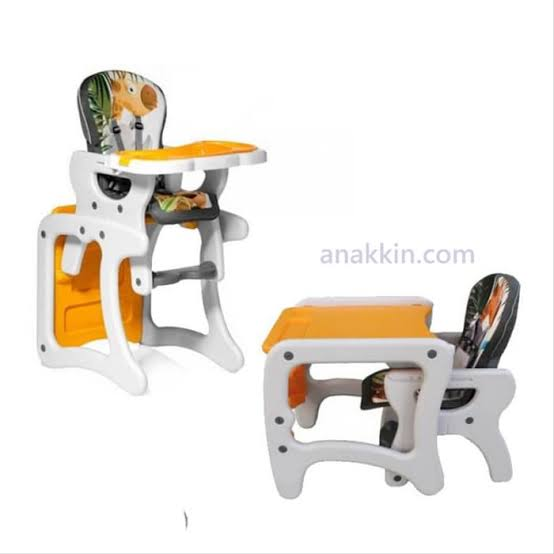 BABY SAFE SEPARABLE HIGH CHAIR