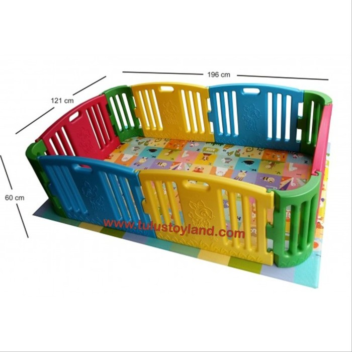 LABEILLE PLAY ROOM 2X1